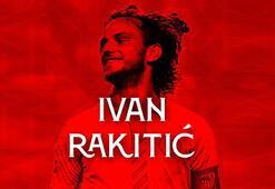 Transfer haberi   Sevilla Ivan Rakitici resmen duyurdu