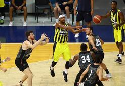 Fenerbahçe Beko, Beşiktaşı hazırlık maçında yendi