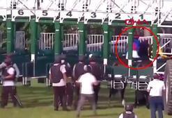 Atı yumruklayan jokey Halis Karataşa 60 gün hak mahrumiyeti