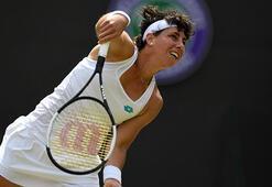 Ünlü tenisçi Carla Suarez Navarro kansere yakalandı