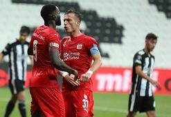 Beşiktaş Sivasspor: 0-1