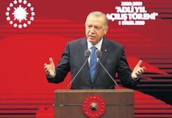 Erdoğan'dan Doğu Akdeniz mesajı: Biz artık bu gölge oyunundan bıktık