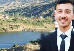 Balık tutarken gölete düşen genç hayatını kaybetti