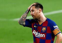 Barcelonada kriz büyüyor Messi lisans için FIFA'da...