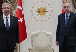 Son dakika... Baş başa ilk görüşme Erdoğan- Yavaş buluşmasında neler konuşuldu