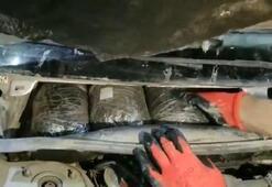 Van'da uyuşturucu operasyonu Değeri 390 bin TL