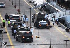 Katar kraliyet ailesi, 2 kamyon eşya 500 valizle Bodrum'a geldi