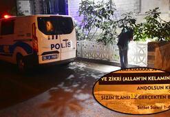 İzmirde mescide silahlı saldırı düzenlendi