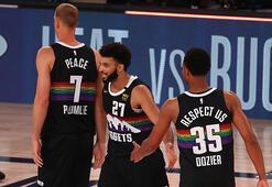 NBA play-offlarında Denver Nuggets yarı finale çıktı