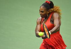 Serena Williams, ABD Açıkta 2. tura yükseldi