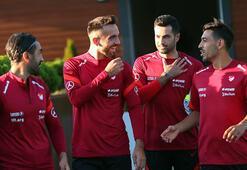 A Milli Futbol Takımı, Sivasa gitti