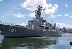 Japon savaş gemisinin personelinde koronavirüs tespit edildi