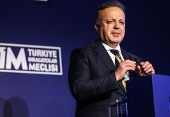 TİM Başkanı Gülle: Pandemi öncesi rakamları yakaladık