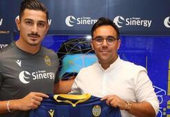 Transfer Haberleri   Hellas Verona Koray Günteri kadrosuna kattı