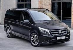 Yeni Mercedes-Benz Vito Tourer satışta
