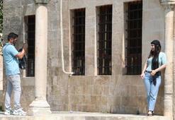 Şanlıurfa'da turist sayısında artış yaşandı