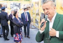 Erdoğan'dan Uşak'a kutlama
