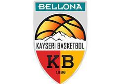Bellona Kayseri Basketbolda 2 kişide koronavirüs...