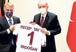 Trabzonspor Külliye'de
