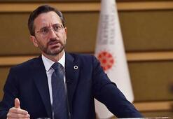 İletişim Başkanı Altundan Yunanistana sert tepki: Bedelini ödersiniz