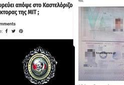 Son dakika... Meis Adası'ndaki AA ekibine skandal tehdit Pasaportunu...