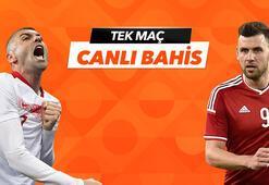 Türkiye - Macaristan karşılaşmasında Canlı Bahis heyecanı Misli.comda