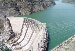 Hidroelektrik santral yatırımları yılın ilk yarısına damga vurgu