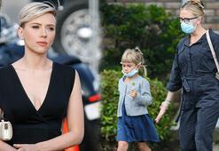 Scarlett Johanssonın kızı büyüdü