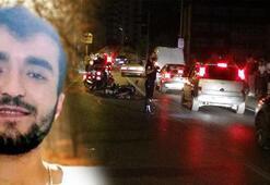 Otomobil motosiklete çarpıp, kaçtı; 1 ölü, 1 yaralı