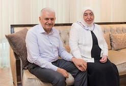 Binali Yıldırımın eşi Semiha Yıldırım kimdir, kaç yaşında Koronavirüse yakalandılar