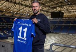 Son dakika   Ibisevic, Schalke 04e transfer oldu