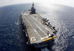Son dakika... Fransız uçak gemisi Türkiyeye karşı Doğu Akdenize geliyor