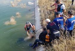Kayseri'de sulama kanalına giren Afgan çoban boğuldu