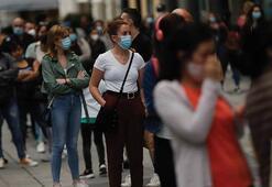 İspanyada kabus sürüyor 8 bin 959 yeni vaka...