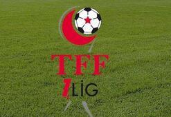 TFF 1. Ligde 4 haftalık program belli oldu