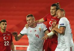 Türkiye-Macaristan: 0-1