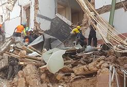 Beyruttaki patlamadan 30 gün sonra mucize olay Enkazda canlı olabilir