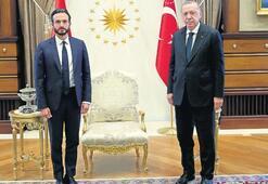 Erdoğan AİHM Başkanı'nı kabul etti
