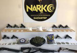 Gaziantepteki dev operasyonda gözaltı sayısı 27 oldu