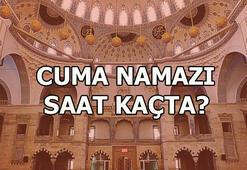 Cuma namazı kaçta 4 Eylül 2020 Cuma namazı saati İstanbul, Ankara, İzmir