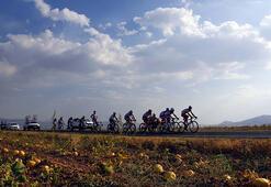Erciyes Uluslararası Yol Bisiklet Yarışları başladı