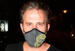 Koronaya karşı Fenerbahçe logolu maske
