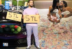 Son dakika haberleri: Polis cezayı kesti Lamborghini ile karpuz satan adam bakın kim çıktı...