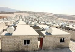 Suriyeli 20 bin aile, kışı kalıcı konutlarda karşılayacak