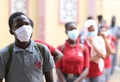 Afrikada koronavirüs vaka sayısı 1 milyon 280 bini aştı