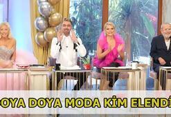 Doya Doya Moda kim elendi 4 Eylül 2020 | Doya Doya Moda haftanın birincisi kim oldu