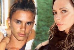 Victoria Beckham ile oğlu Romeonun benzerliği şaşırttı