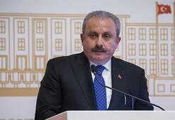 TBMM Başkanı Mustafa Şentoptan idam cezası açıklaması