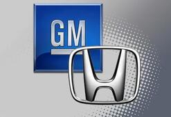 GM ve Hondadan işbirliği