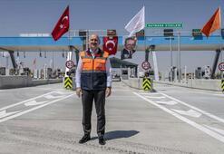 Bakan Karaismailoğlu Ankara-Niğde Otoyolunun açılışında konuştu